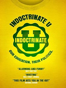 Official poster for Indoctrinate U