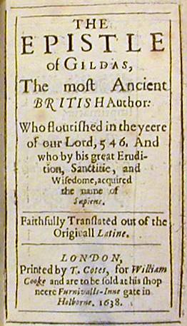 De Excidio Britanniæ