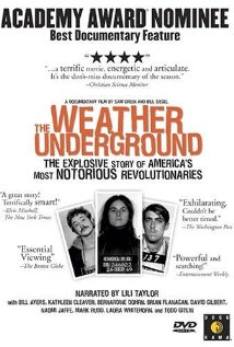 Weather Underground DVD Cover