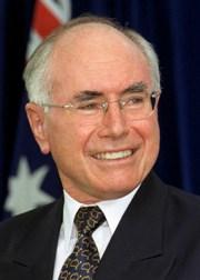 John Howard PM