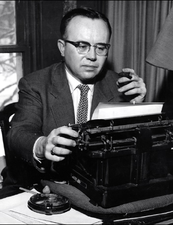 Russell Kirk (b. 1918 d. 1994)