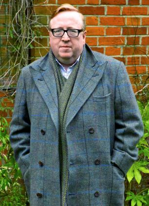 simon heffer in coat