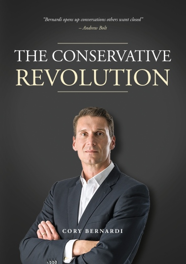 Cory Bernardi - The Conservative Revolution