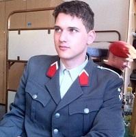 markus willinger in uniform
