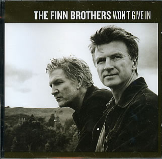 The Finn Brothers – I Won't Give In