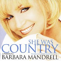 Barbara Mandrell - she was country