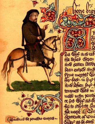 Chaucer Ellesmere