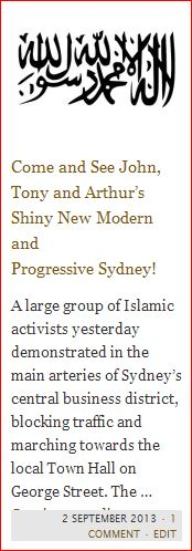 john tony and arthurs progressive sydney button
