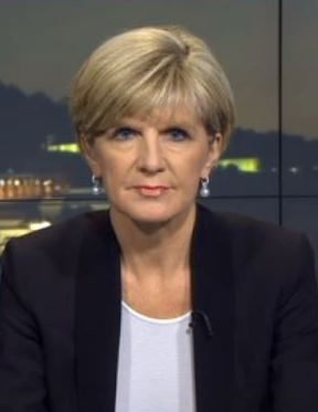 julie bishop - on abc
