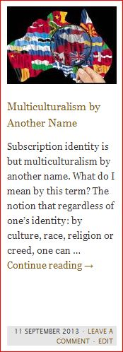 multiculturalism by another name - button