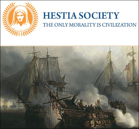 Hestia Society Image with Logo
