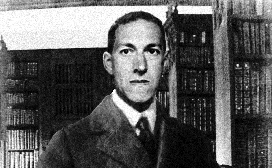 lovecraft in the library