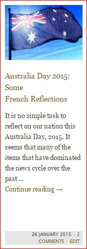 button - australia day 2015