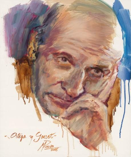 Ortega y Gasse portrait