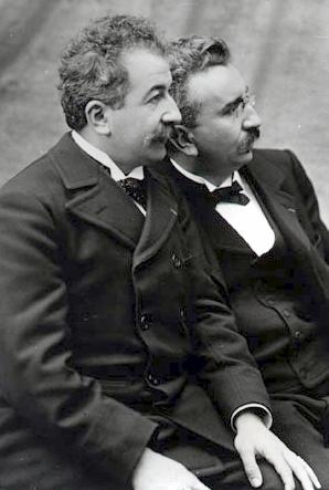 Auguste Lumière and Louis Lumière