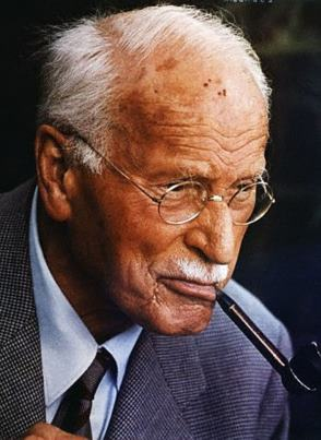 Carl Jung portrait
