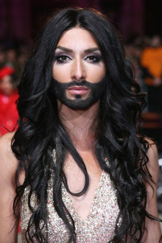 Conchita Wurst portrait