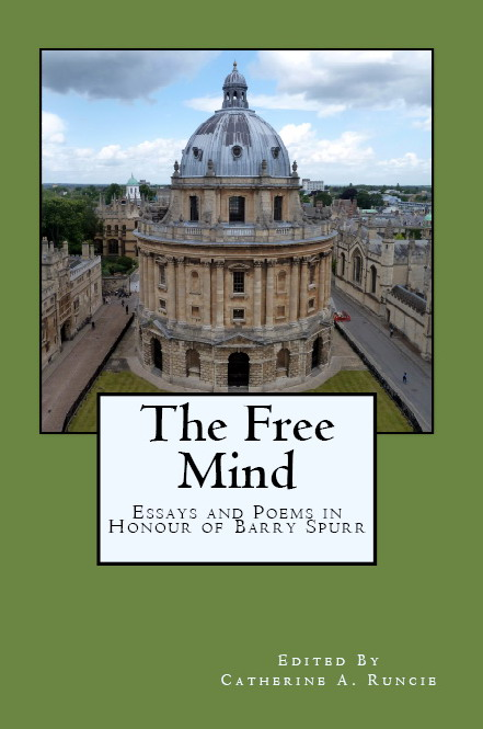 The Free Mind book cover