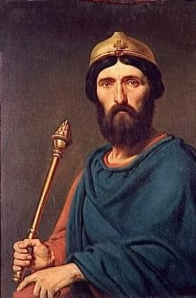 King Louis IV