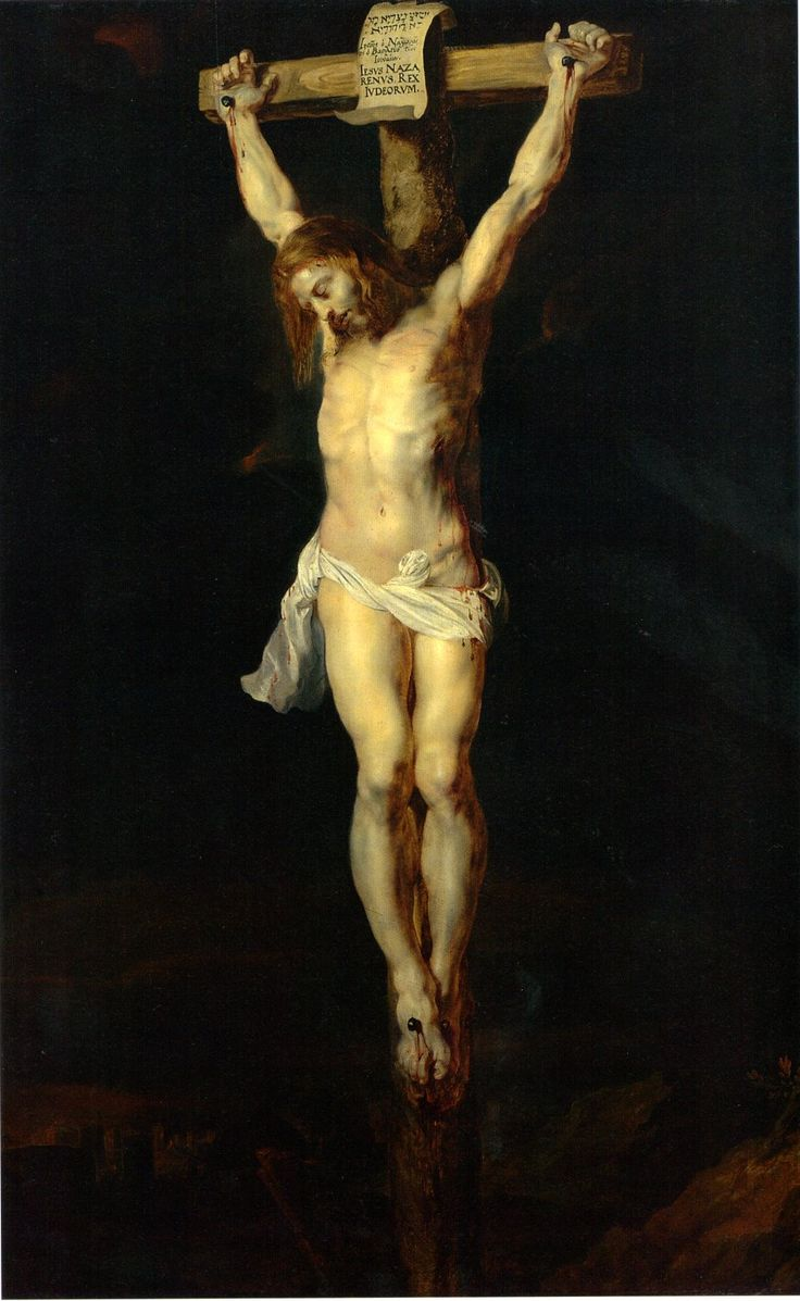 "Peter Paul Rubens, ""The Crucifixion"" (1620)"