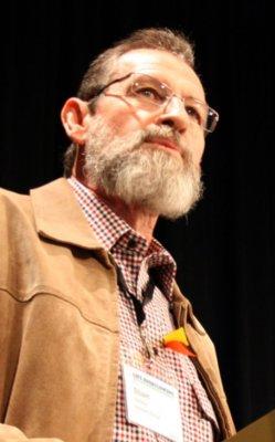 Stuart Mcmillan, of the Uniting Church