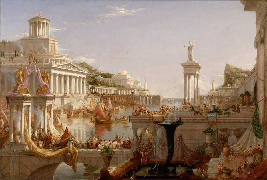 thomas-cole-the-course-of-empire-the-consumation-1836