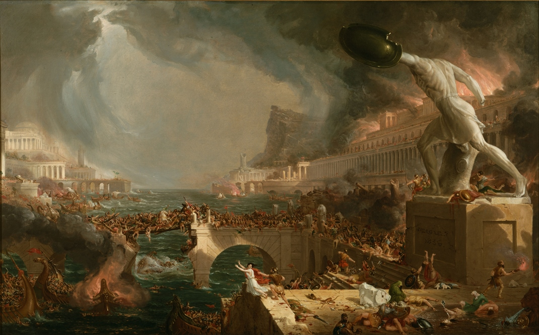 thomas-cole-the-course-of-empire-the-destruction-1836